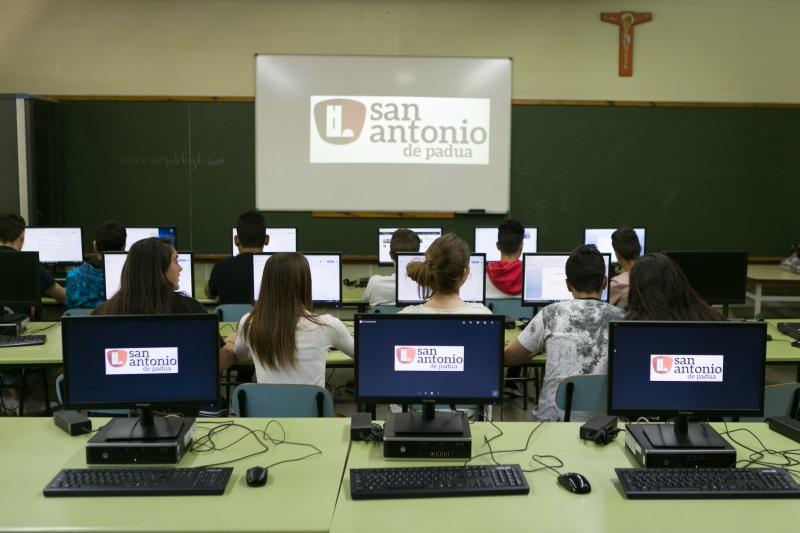 Equipos informáticos para el alumnado