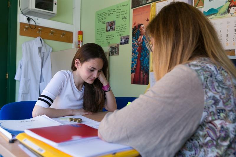 Servicio de orientación a alumnos